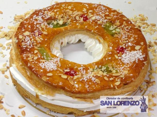 Rosco de Hojaldre