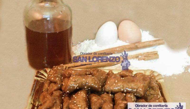 Pestiños de miel